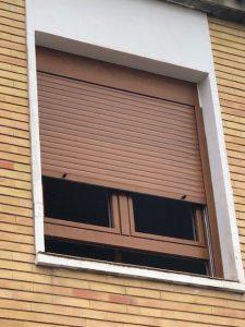 Instalación ventana Santacara