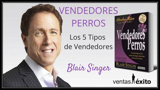 VENDEDORES PERROS DE BLAIR SINGER