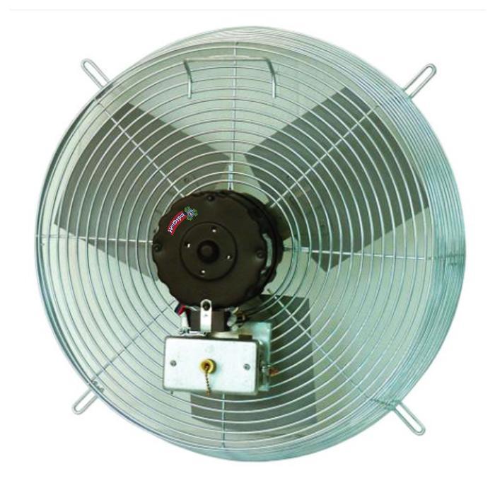 guard mounted exhaust fan industrial