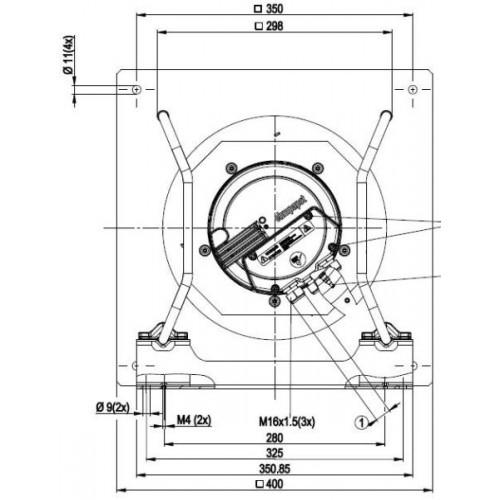 Centrifugal Fan K3G250 AV29-B9