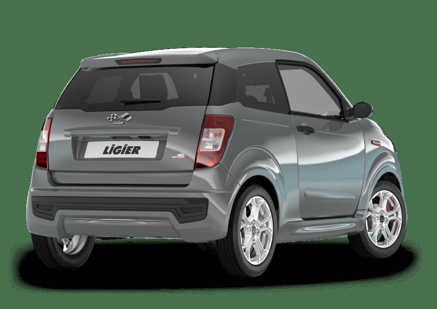 voiture sans permis JS50