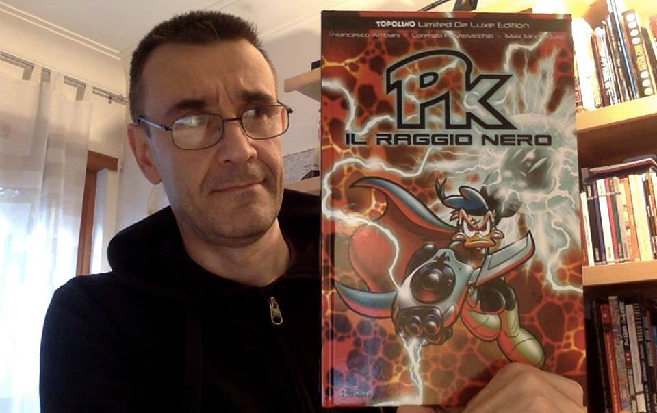 Speciale Autori di PK: intervista a Francesco Artibani