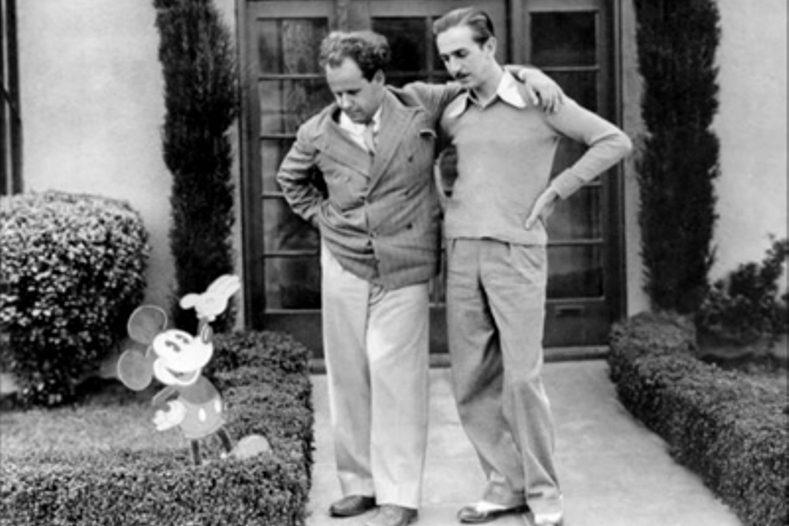 Sergej Ėjzenštejn e Walt Disney. What if?