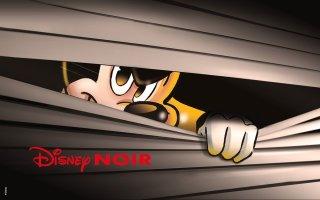 Disney Noir, il tuffo (che ci voleva) nel giallo a fumetti!