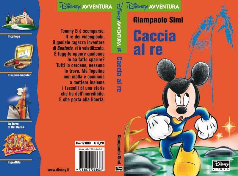 Disney Avventura: un esperimento fuori dagli schemi