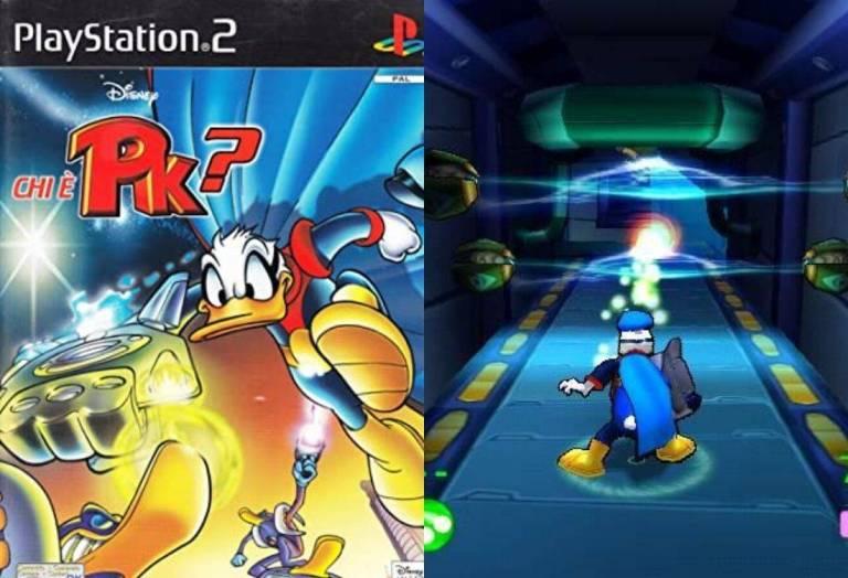 chi è pk il videogame per playstation 2 di pikappa