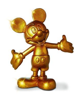 Topolino 3D Gold
