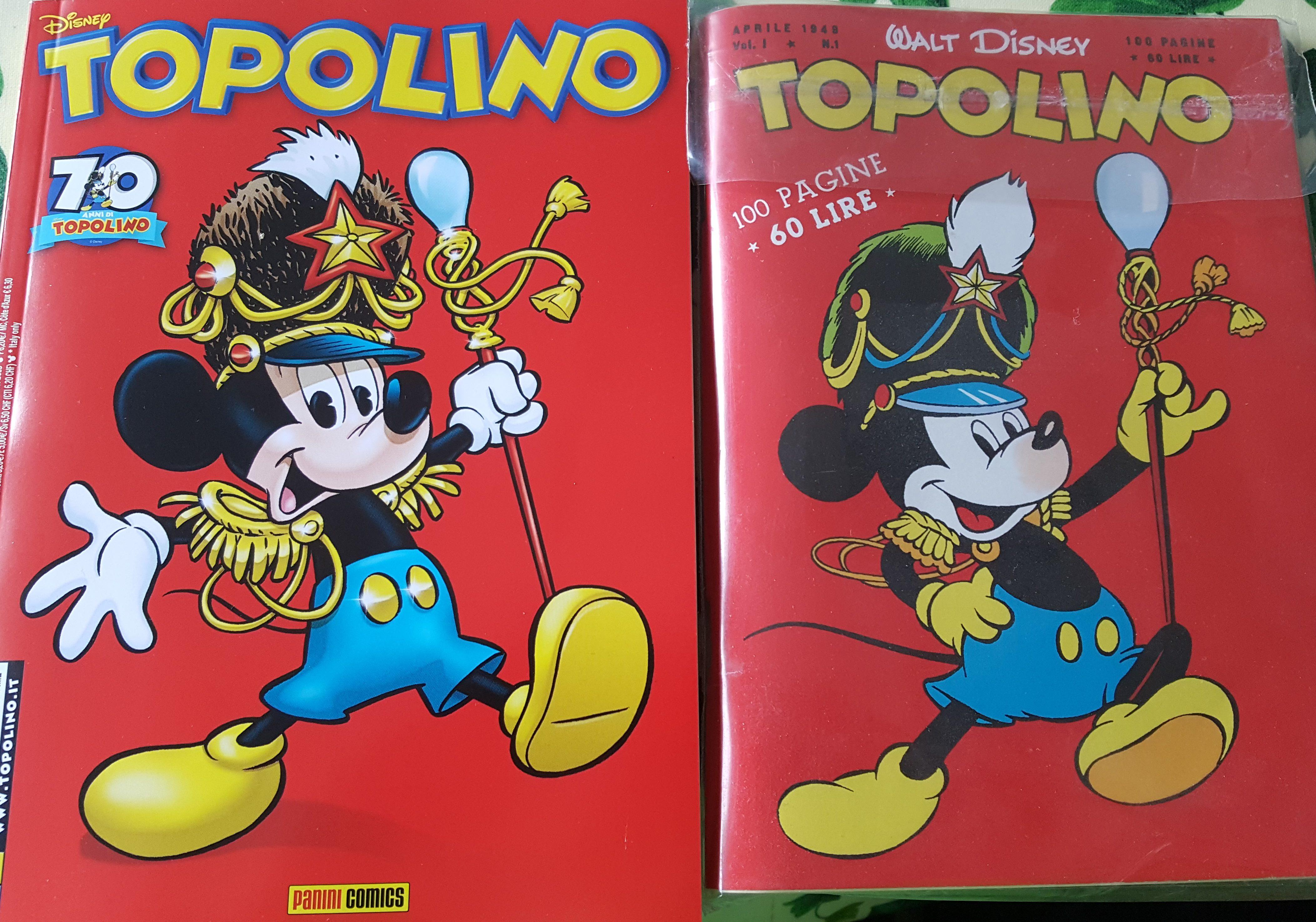 70 anni di Topolino, la recensione del numero speciale
