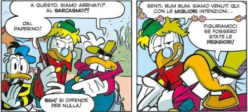 Archimede e Bum Bum Ghigno
