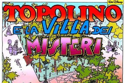 """Topolino da… paura! L'horror visionario in """"Topolino e la Villa dei Misteri"""""""