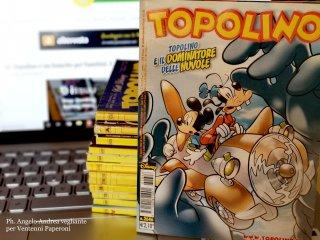 Ditelo a tutti: Topolino è un fumetto per bambini