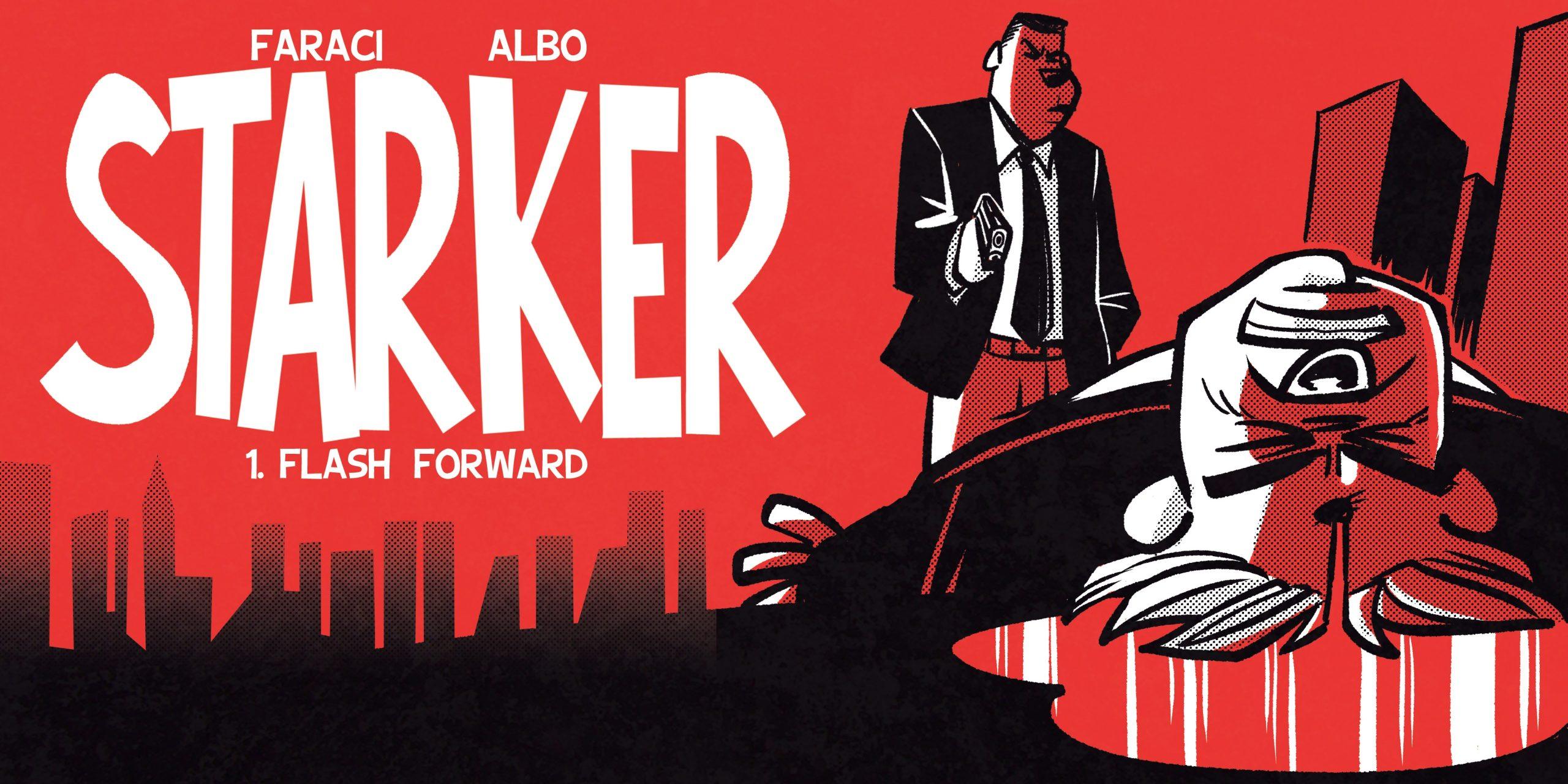 Offtoporece – Starker, morire oggi (Tito Faraci, Albo)