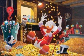 Quanto è ricco (davvero) Zio Paperone?