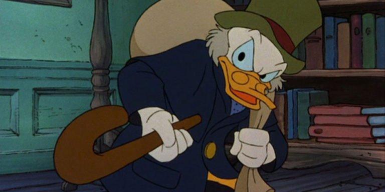 Canto di natale - Scrooge