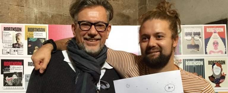 Tito Faraci e Sio