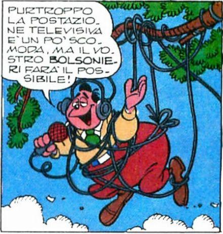 cammeo Mario Poltronieri