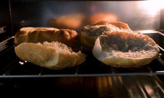 Panini in forno