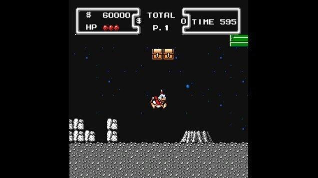 The Moon livello