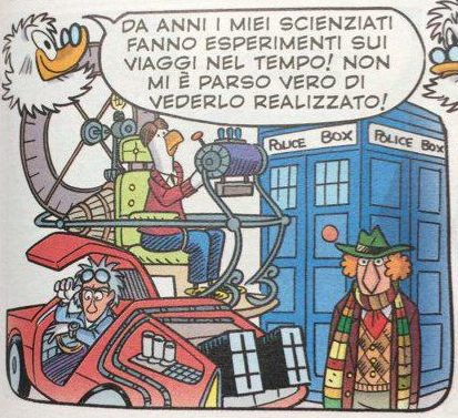 Doctor Who e Doc