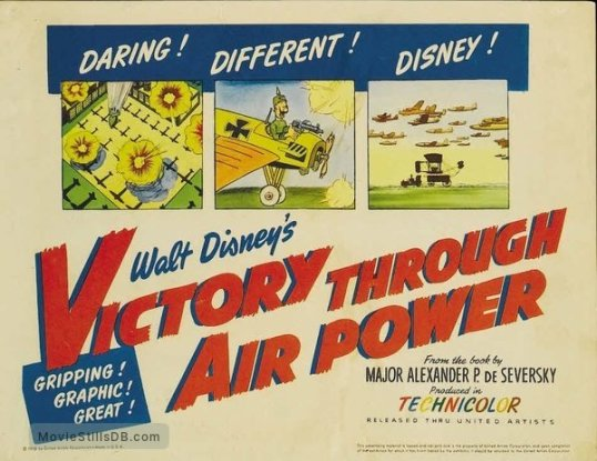 disney victory trough air power