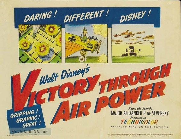 disney victory trough air power