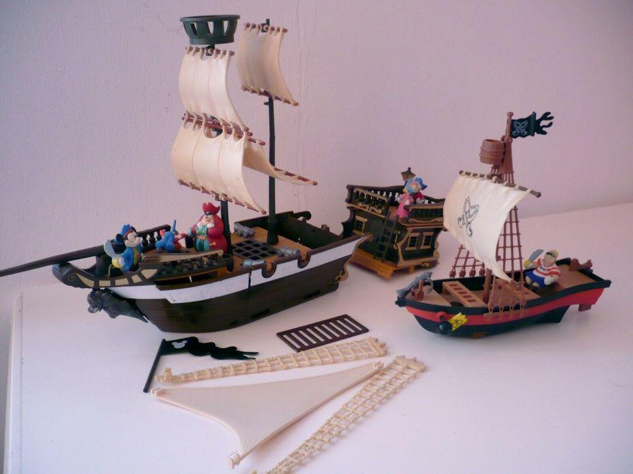 Galeone dei Pirati gadget del topo