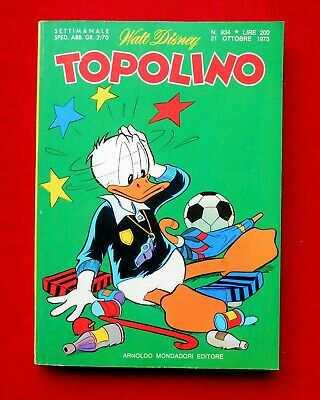 Paperino arbitro copertine più scorrette di Topolino