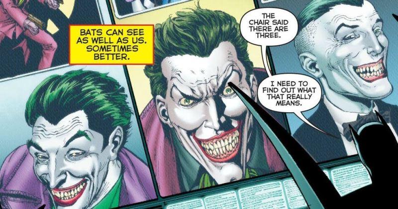 I tre Joker come si guadagna da vivere Topolino?