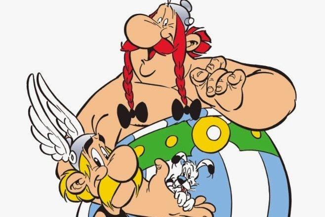 Il padre di Asterix – Un commiato da Albert Uderzo