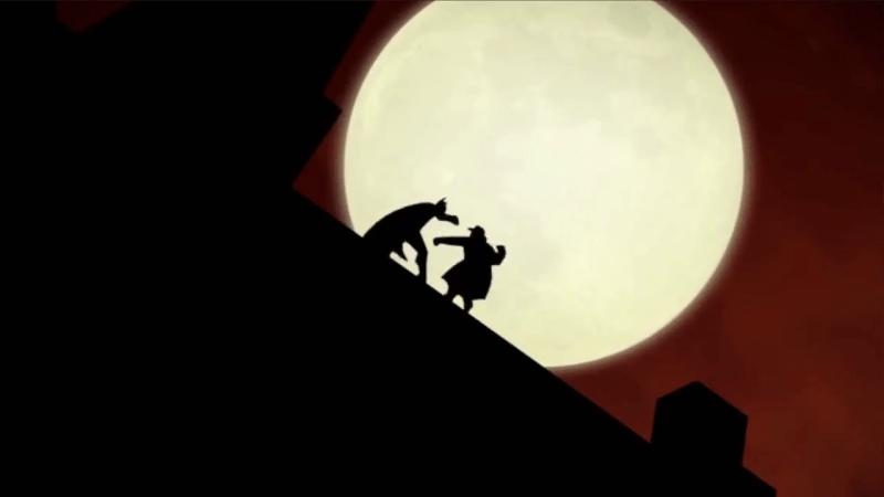 Batman luna
