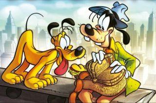 Perché Pluto non parla e Pippo sì?