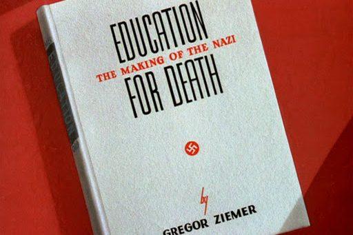 Quella volta che… Walt insegnò ai tedeschi a morire – Cartoni bellicosi