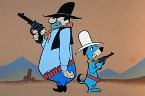 BRACCOBALDO IN SHERIFF HUCKLEBERRY