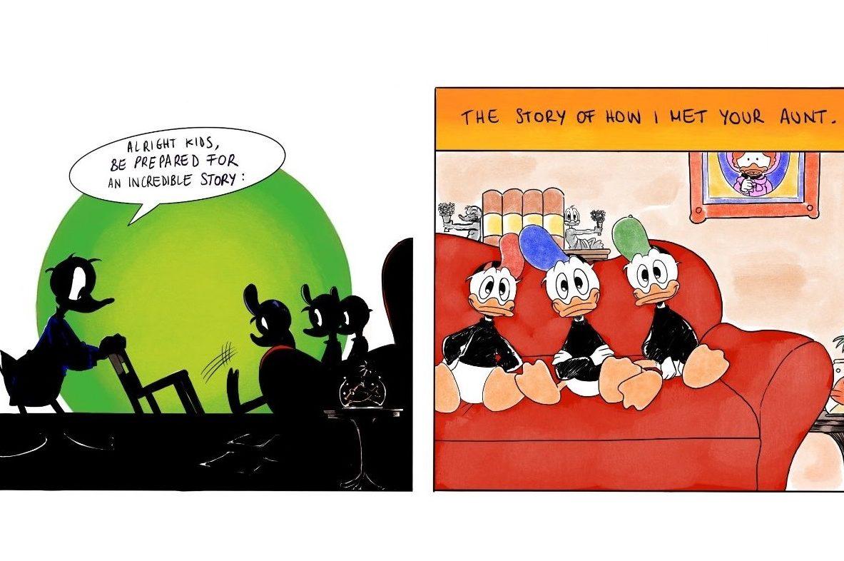 Ducklings: il collettivo italo-francese che celebra i paperi di Barks