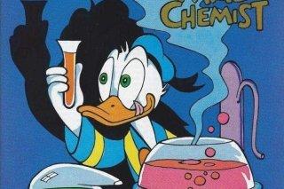 Quando Paperino anticipò la chimica del metilene