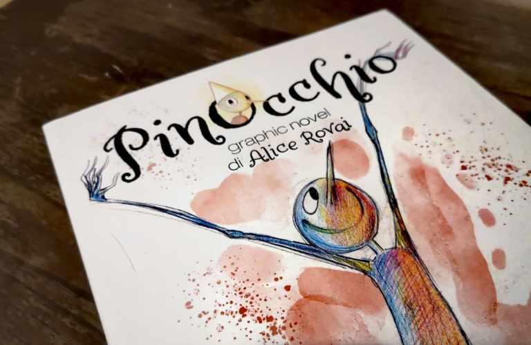 copertina pinocchio alice rovai