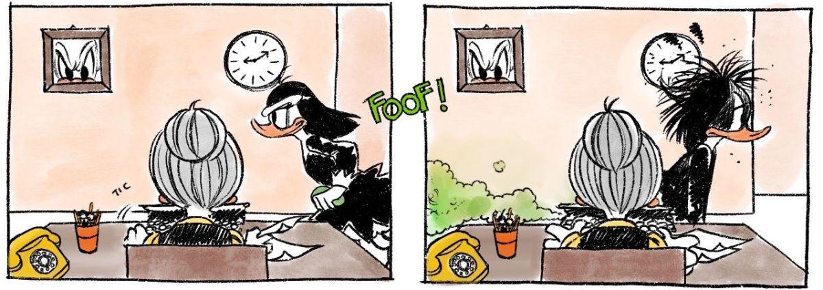 Ducklings Moneybinny Routine