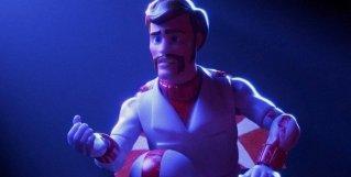 Duke Caboom di Toy Story 4 è un plagio? Denunciate Disney e Pixar