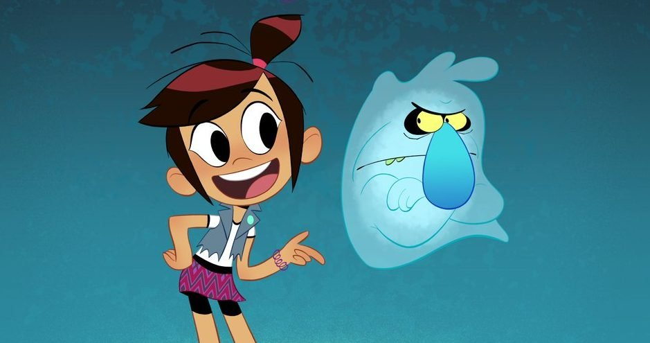 The Ghost and Molly McGee, la nuova serie Disney