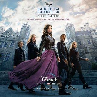 Disney+ La società segreta dei principi minori