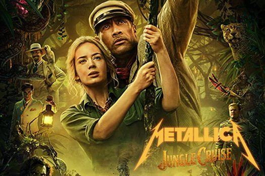 Metallica Jungle