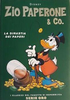 Saga di Paperon de' Paperoni Serie oro