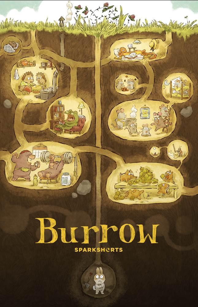 Locandina Burrow
