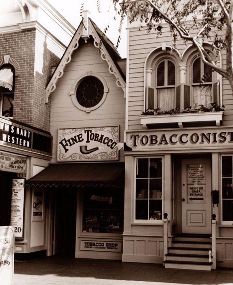 negozio di tabacco Disneyland
