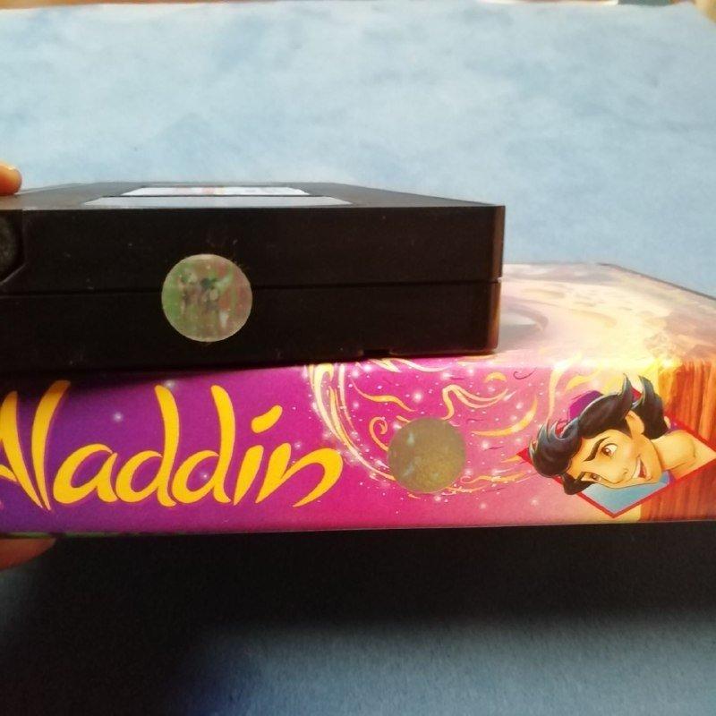 Aladdin vero walt disney