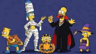I Simpson contro Donald Trump nello speciale di Halloween