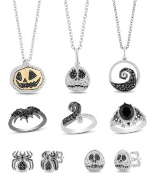 kay jewelery nightmare before christmas