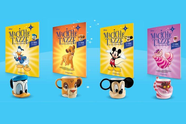 Le Magiche Tazze Disney