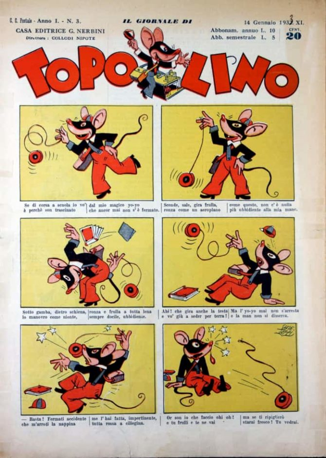 Topo Lino