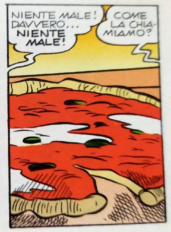 pizza Paperino